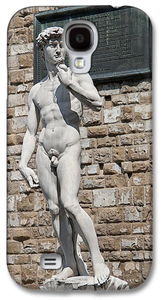 David By Michelangelo Galaxy S4 Case by Melany Sarafis