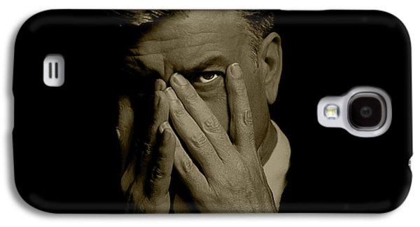David Lynch Hands Galaxy S4 Case by YoPedro