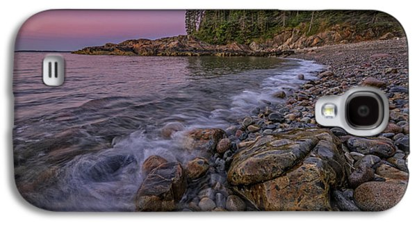 Little Hunter's Beach, Acadia National Park Galaxy S4 Case by Rick Berk