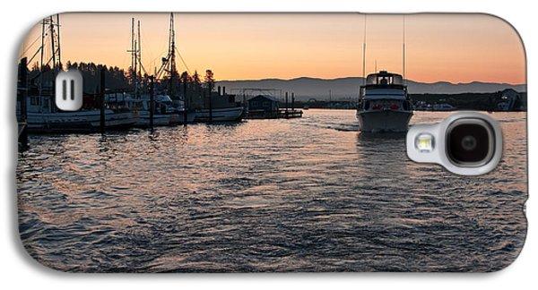 Dawn Fishing Galaxy S4 Case by Erin Kohlenberg
