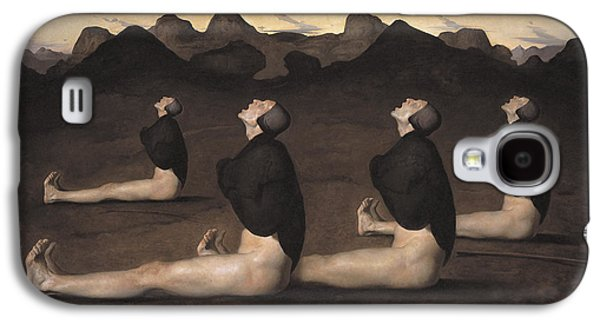 Dawn Galaxy S4 Case by Odd Nerdrum