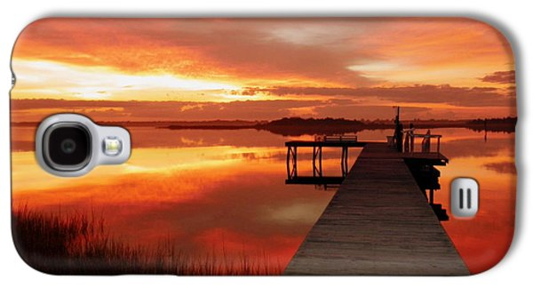 Dawn Of New Year Galaxy S4 Case by Karen Wiles