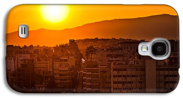 Dawn Over Athens Galaxy S4 Case