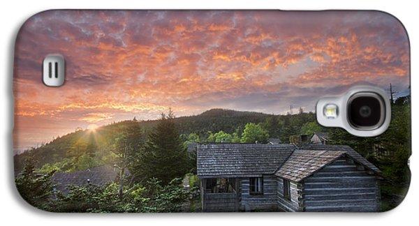 Dawn Over Leconte Galaxy S4 Case