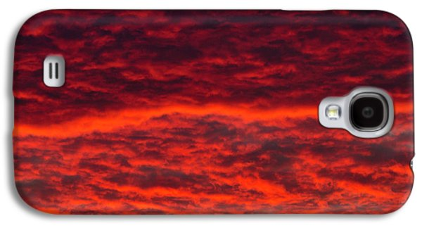 Dawn Sky, Portland, Oregon Galaxy S4 Case by William Sutton