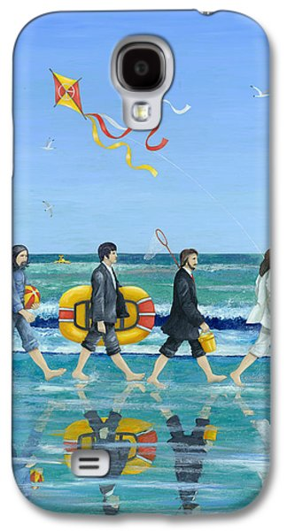 Day Tripper Galaxy S4 Case by Peter Adderley