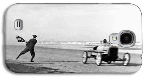 Daytona Beach New Year's Races Galaxy S4 Case