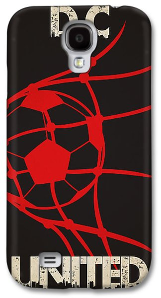 Dc United Goal Galaxy S4 Case by Joe Hamilton