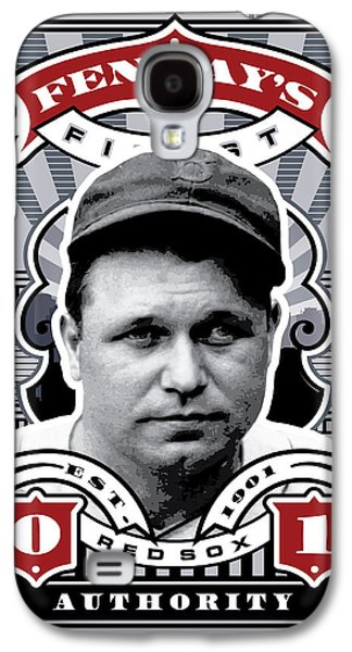 Dcla Jimmie Fox Fenway's Finest Stamp Art Galaxy S4 Case