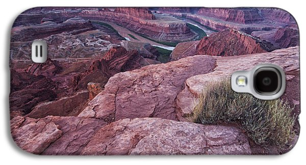Dead Horse Point Galaxy S4 Case by Mark Kiver