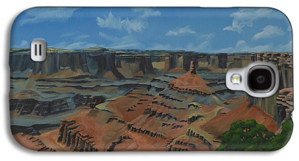 Dead Horse Point Galaxy S4 Case by Nick Froyd