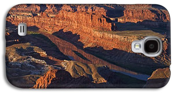 Dead Horse Point Sunrise Panorama Galaxy S4 Case by Mark Kiver