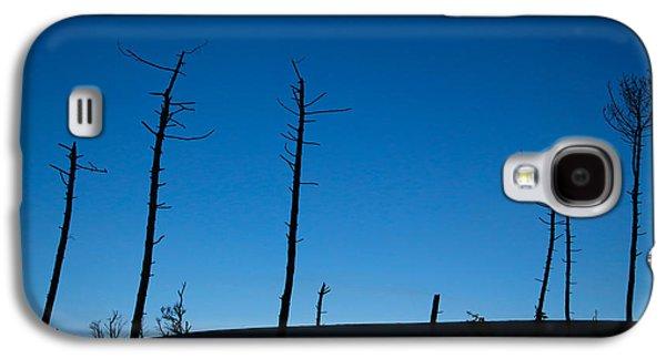 Dead Tree Blues Galaxy S4 Case