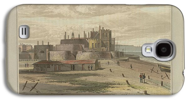 Deal Castle Galaxy S4 Case by British Library