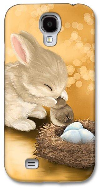 Dear Friend Galaxy S4 Case by Veronica Minozzi