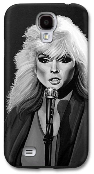 Debbie Harry Galaxy S4 Case by Meijering Manupix
