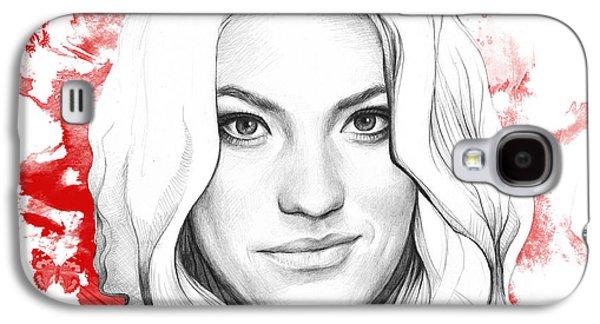 Debra Morgan - Dexter Galaxy S4 Case