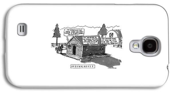 Debunkhouse Galaxy S4 Case