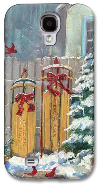December Sleds Galaxy S4 Case