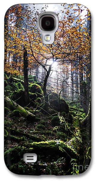 Deep Forest Galaxy S4 Case by Yuri Santin