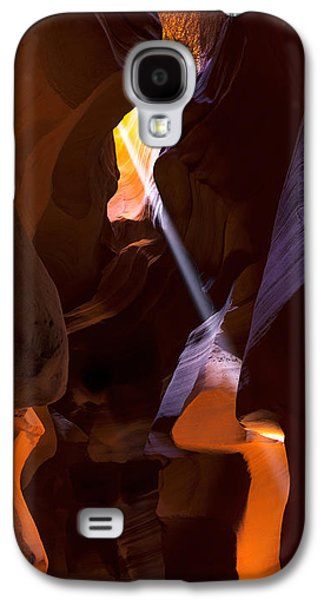 Deep In Antelope Galaxy S4 Case by Chad Dutson