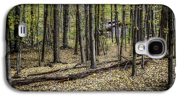 Deep Woods Cabin Galaxy S4 Case
