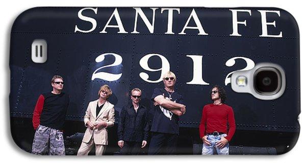 Def Leppard - Santa Fe 1999 Galaxy S4 Case by Epic Rights