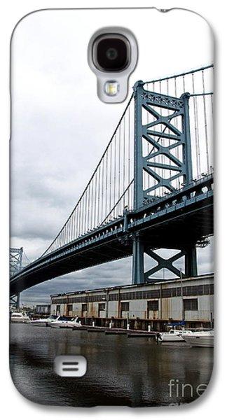 Delaware River Bridge - Philadelphia Galaxy S4 Case