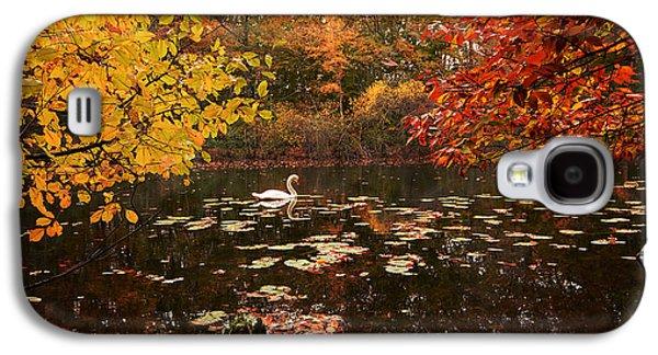 Delightful Autumn Galaxy S4 Case by Lourry Legarde