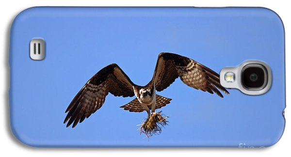 Osprey Galaxy S4 Case - Delivery By Air by Mike  Dawson