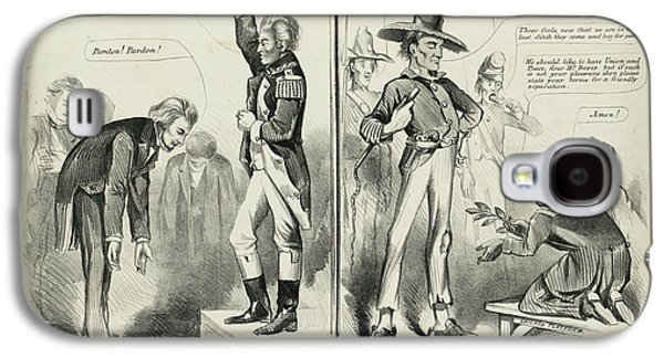 Democracy 1832 Galaxy S4 Case by MotionAge Designs