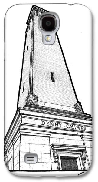 Denny Chimes Galaxy S4 Case by Calvin Durham
