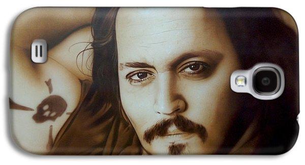 Depp II  Galaxy S4 Case