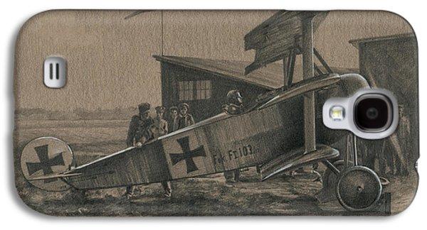 Der Junge Adler Galaxy S4 Case by Wade Meyers