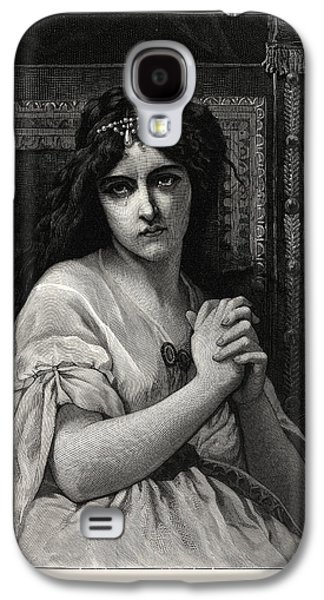 Desdemona. After Cabanal. Desdemona Is A Character Galaxy S4 Case