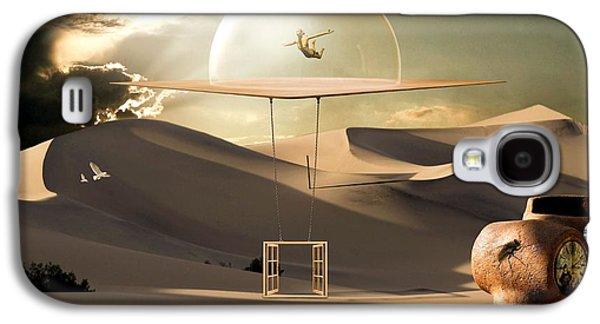 Desert Flight Galaxy S4 Case