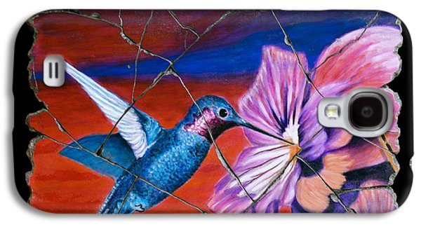 Desert Hummingbird Galaxy S4 Case