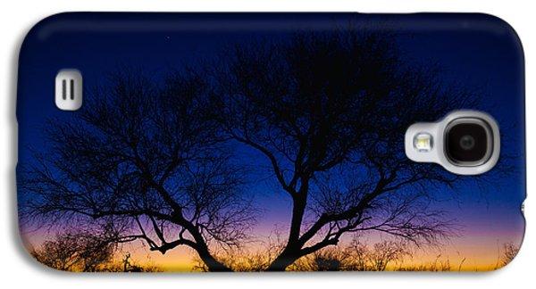Desert Silhouette Galaxy S4 Case