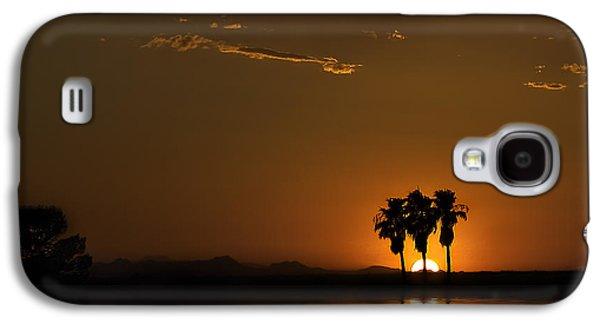 Desert Sunset Galaxy S4 Case