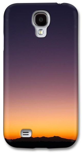 Desert Twilight Galaxy S4 Case