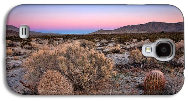 Desert Galaxy S4 Case - Desert Twilight by Peter Tellone