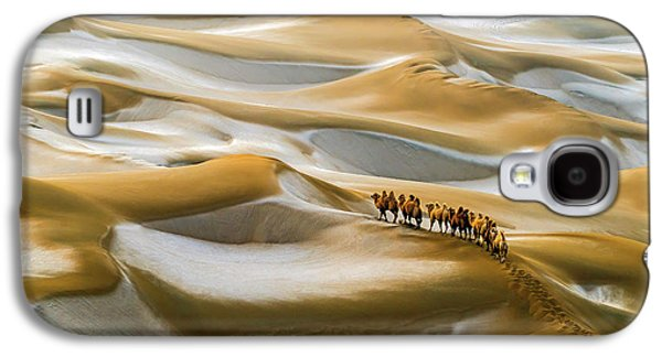 Desert Winter Galaxy S4 Case