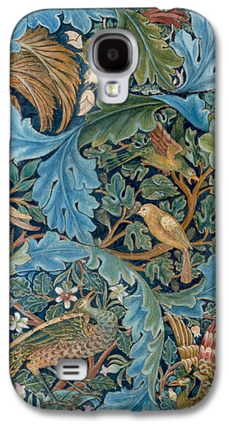 Design For Tapestry Galaxy S4 Case by William Morris