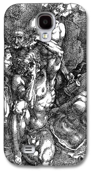 Desperate Man 1515 Galaxy S4 Case by Padre Art
