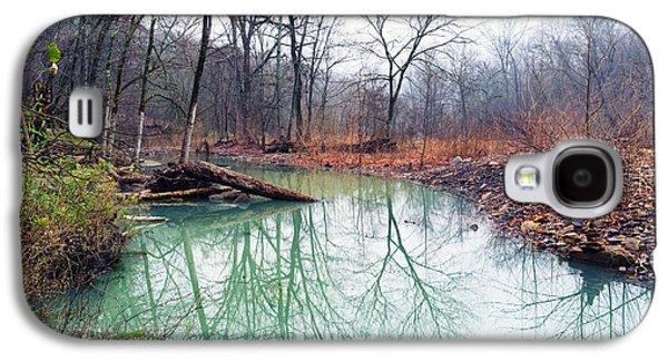 Devil's Den Still Water Galaxy S4 Case by Tanya Harrison
