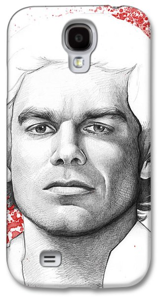 Dexter Morgan Galaxy S4 Case