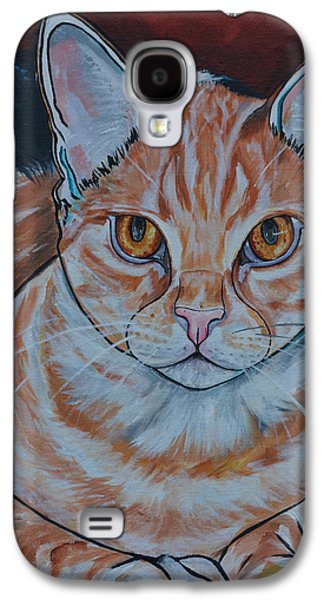 Dexter Galaxy S4 Case by Patti Schermerhorn
