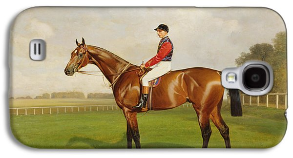 Diamond Jubilee Winner Of The 1900 Derby Galaxy S4 Case by Emil Adam