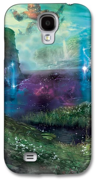 Magician Galaxy S4 Case - Dictate Of Kruphix Promo by Ryan Barger