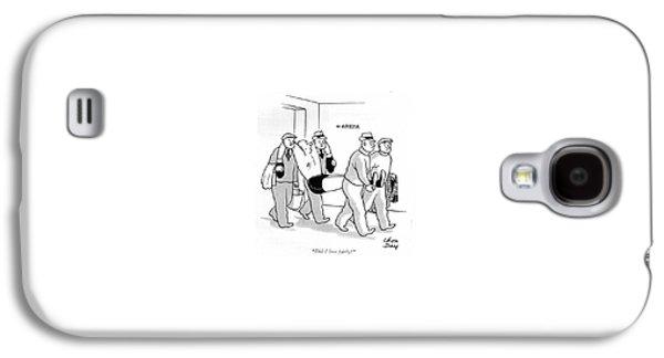 Did I Lose Fairly? Galaxy S4 Case